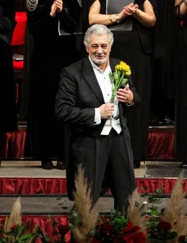 Placido Domingo, photo by Brescia e Amisano © Teatro alla Scala