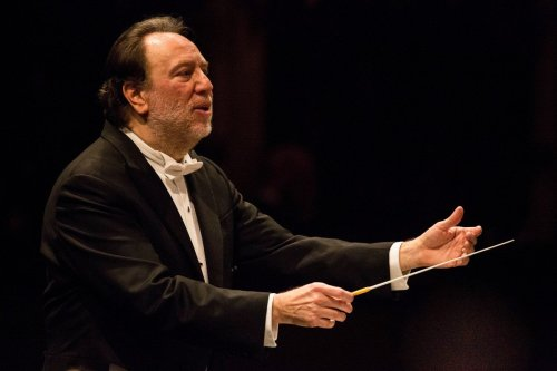 Riccardo Chailly, photo by Brescia e Amisano © Teatro alla Scala