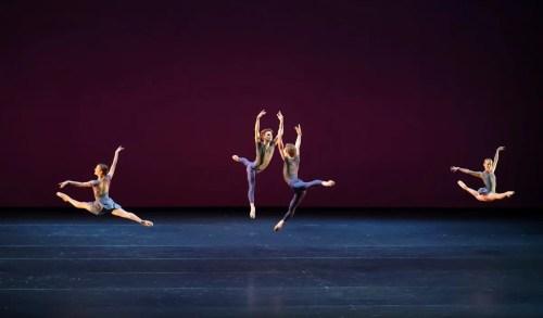 Scherzo, Royal Ballet LIve 2020, Madison Bailey, Leo Dixon, Liam Boswell, Sophie Alnatt, photo by Emma Kauldhar 2020