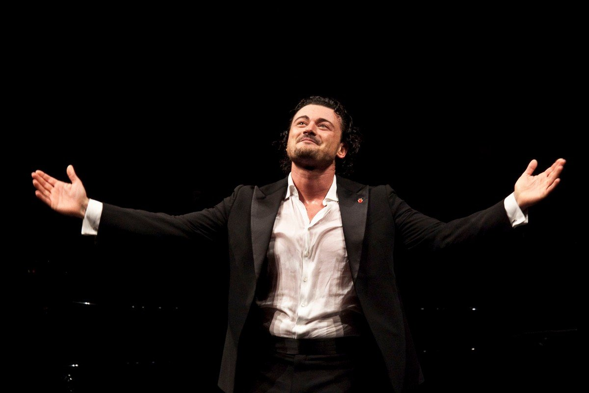Vittorio Grigolo, photo by Rudy Amisano © Teatro alla Scala