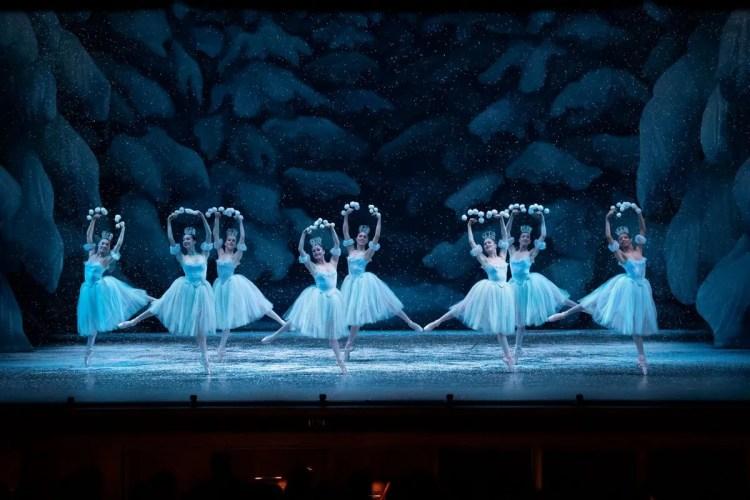 New York City Ballet's The Nutcracker © Erin Baiano