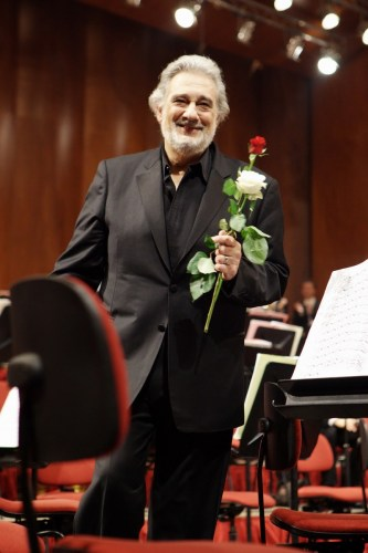 Placido Domingo photo by Rudy Amisano 2020