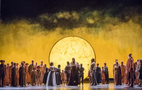 The Magic Flute, The Royal Opera. © 2017, ROH. Photographed by Tristram Kenton. (2)
