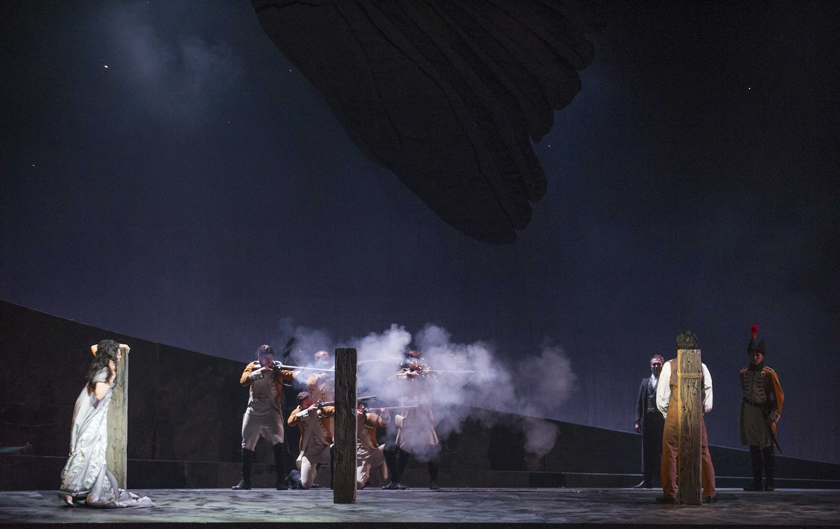Tosca, The Royal Opera © ROH Photo by Tristram Kenton, 2013 (1)