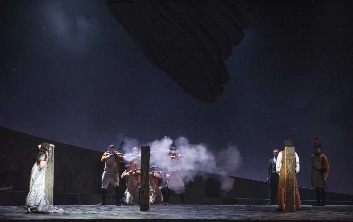 Tosca, The Royal Opera © ROH Photo by Tristram Kenton, 2013 (1)