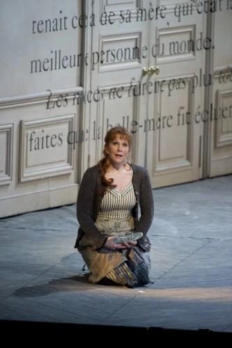 Cendrillon. Joyce DiDonato as Cendrillon. (c) ROH, Bill Cooper, 2011. (1)