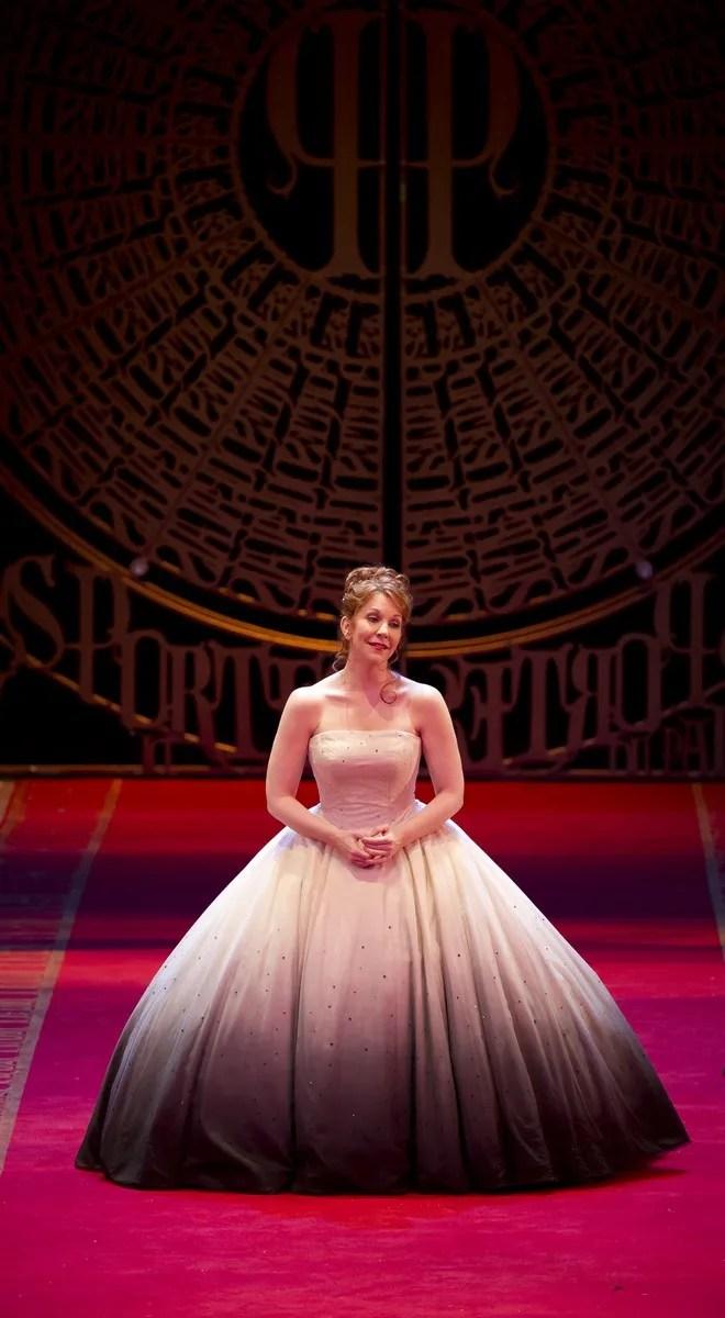 Cendrillon. Joyce DiDonato as Cendrillon. (c) ROH, Bill Cooper, 2011. (4)