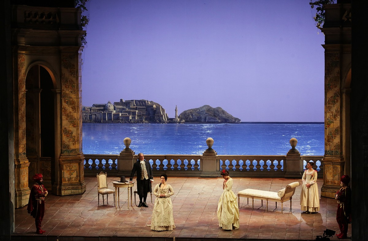 Così fan tutte, photo by Brescia e Amisano © Teatro alla Scala - 09