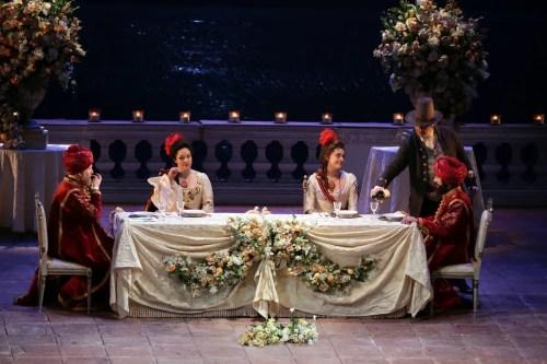 Così fan tutte, photo by Brescia e Amisano © Teatro alla Scala 2021 - 02