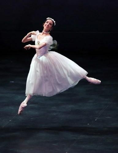 La Sylphide with Vittoria Valerio, photo by Brescia e Amisano © Teatro alla Scala