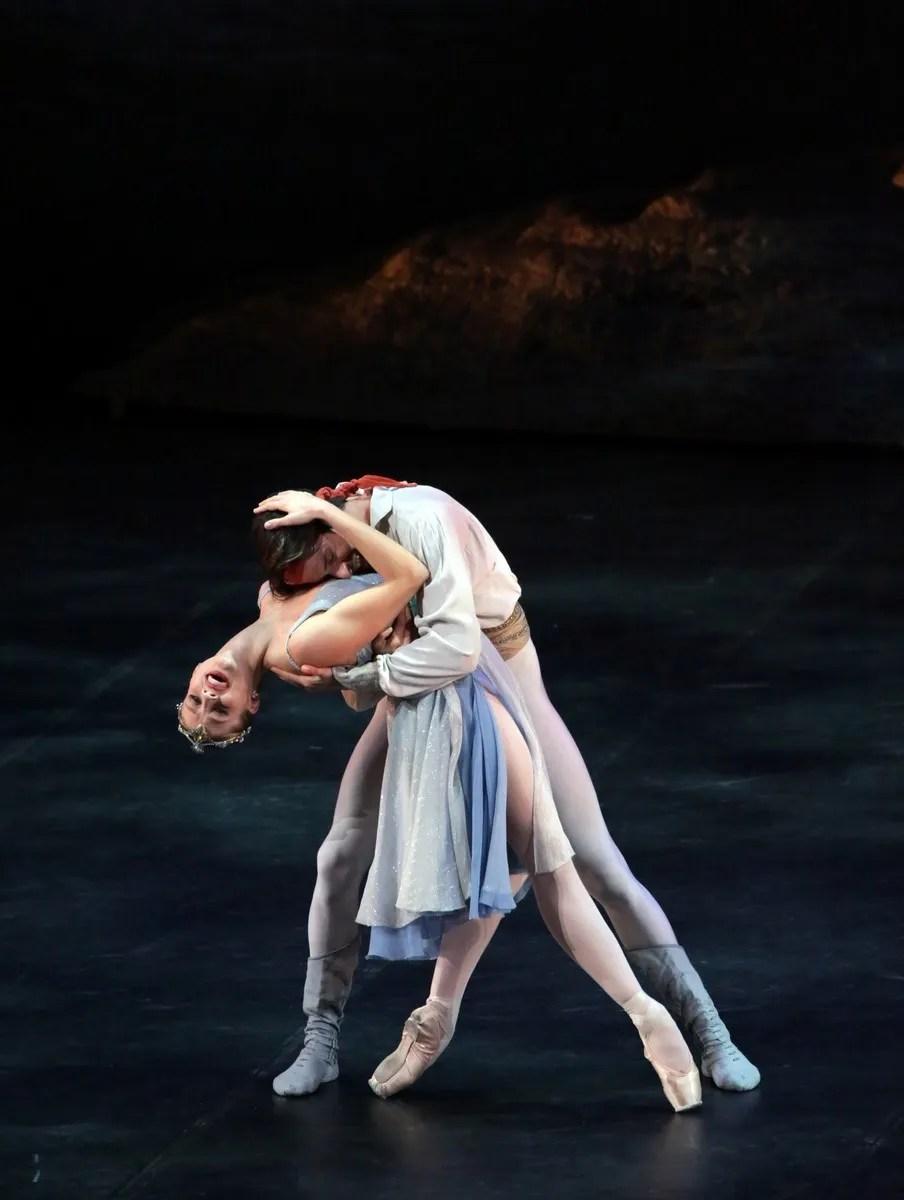 Le Corsaire with Virna Toppi and Marco Agostino, photo by Brescia e Amisano © Teatro alla Scala_1