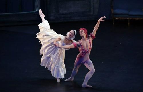 Le Spectre de la rose with Emanuela Montanari Claudio Coviello, photo by Brescia e Amisano © Teatro alla Scala-01