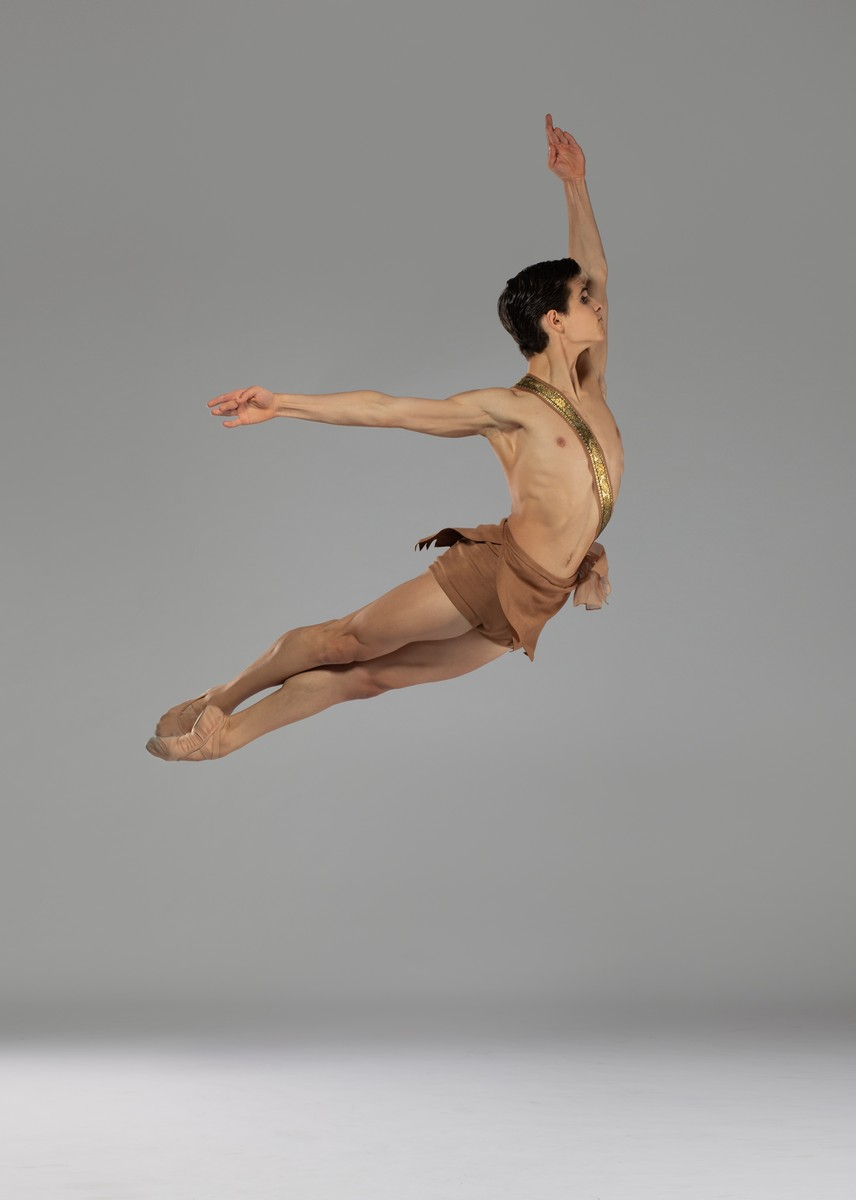 Antonio Casalinho in Diana and Acteon. Photo by Nikita Alba - 05