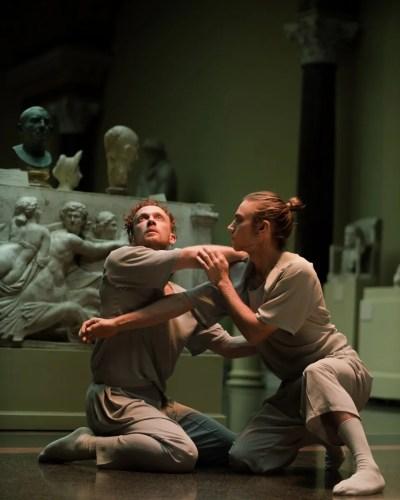 Dancers - Ancient Rome - choreographer Andrey Korolenko