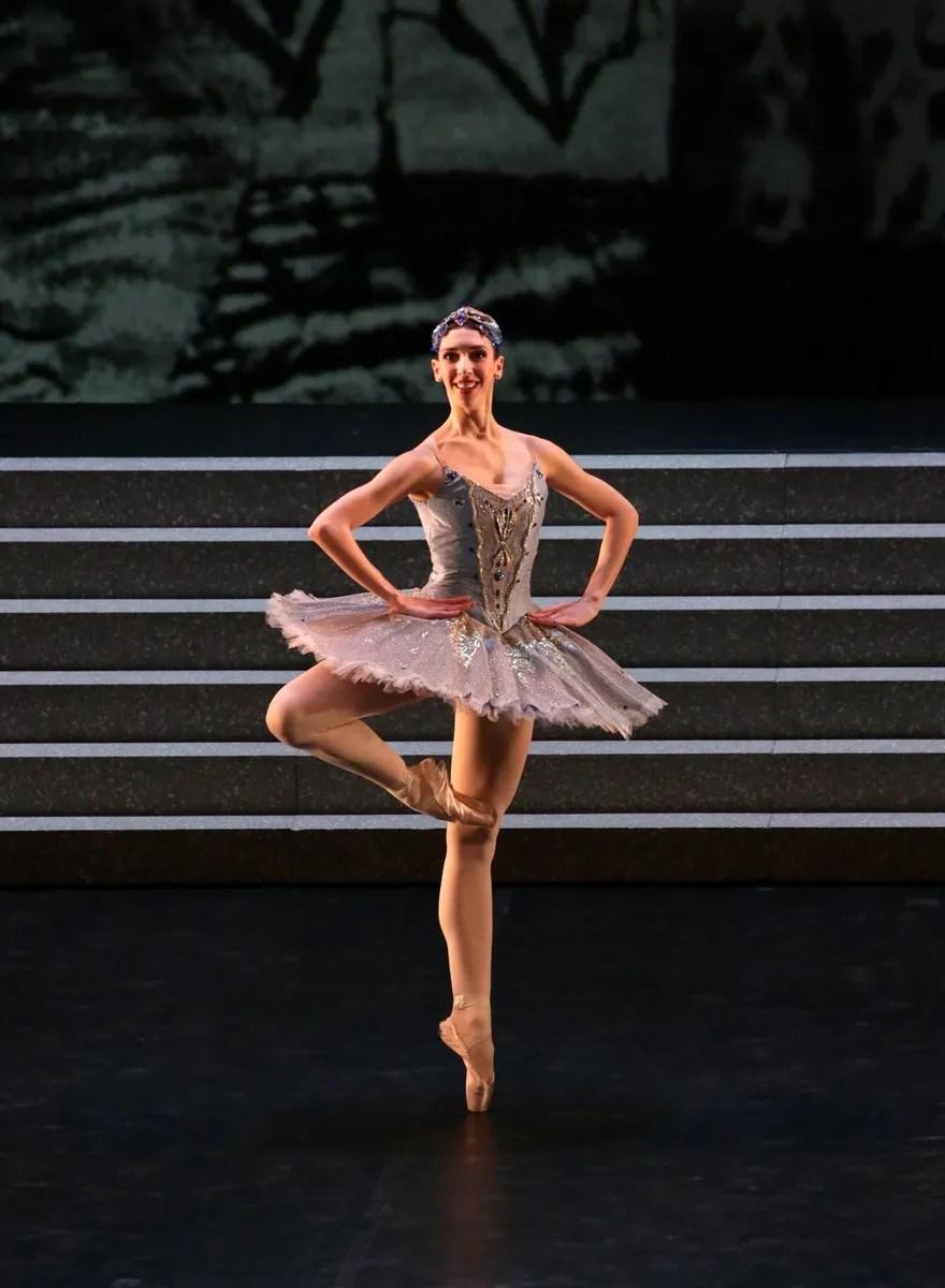 Raymonda - Maria Celeste Losa, photo by Brescia e Amisano ©Teatro alla Scala