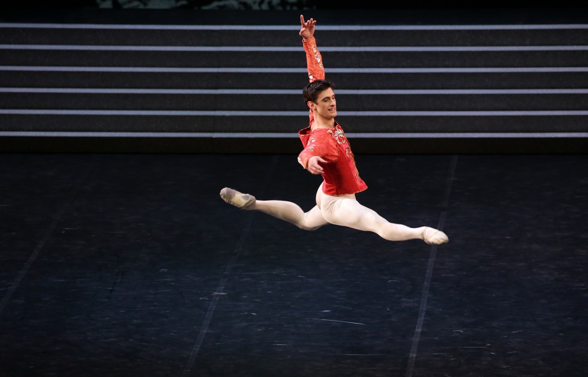 Raymonda - Nicola Del Freo, photo by Brescia e Amisano ©Teatro alla Scala