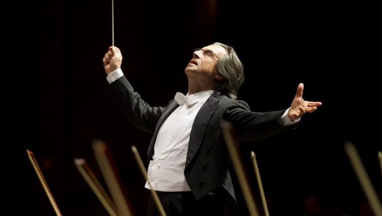 Riccardo Muti © Todd Rosenberg Photography, by courtesy of riccardomutimusic.com