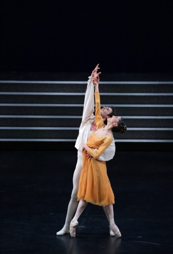 Romeo and Juliet - Vittoria Valerio, Marco Agostino, photo by Brescia e Amisano ©Teatro alla Scala