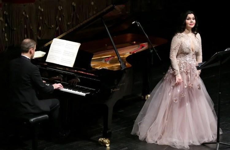 Aleksandra Kurzak and Marek Ruszczynski, photo by Brescia e Amisano, Teatro alla Scala 2021