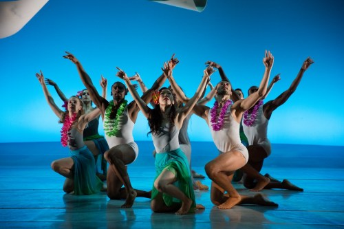 BalletX performs Sunset, o639 Hours, choreography by Mathew Neenan, photo by Alexander Iziliaev