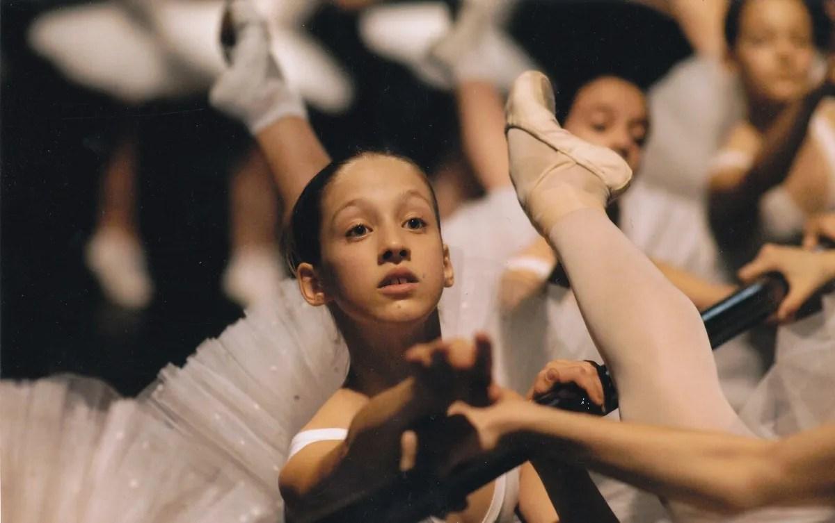 Virna Toppi at La Scala's Academy of Dance