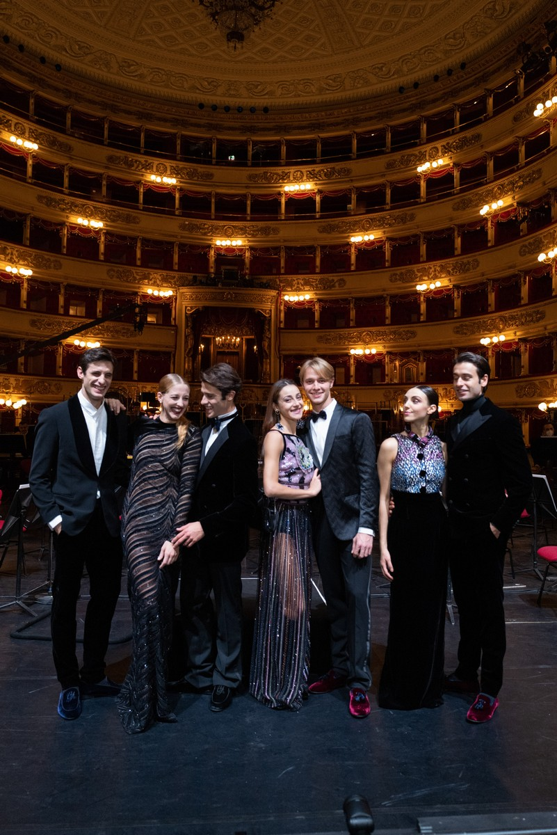 A riveder le stelle, opening gala 2020 - photo by Stefano Guindani