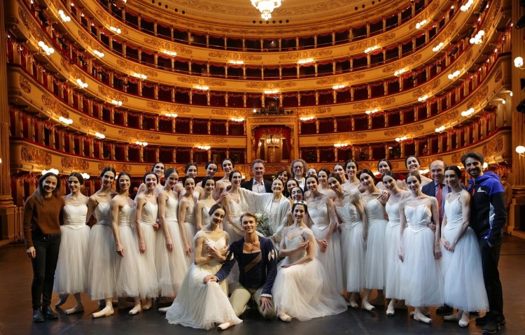 After the filming of Giselle in January 2021, photo by Brescia e Amisano, Teatro alla Scala-01