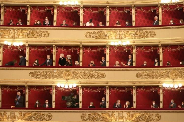 Opera at La Scala cancelled