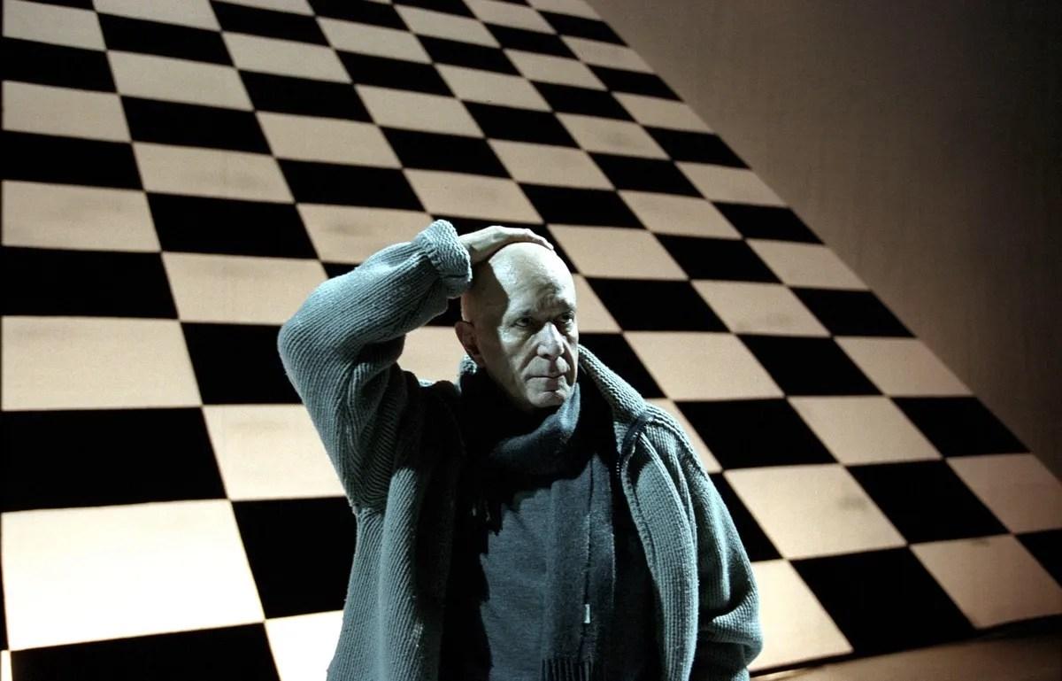 Roland Petit - photo by Andrea Tamoni, Teatro alla Scala