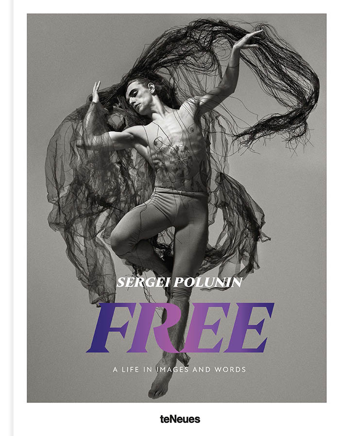 Sergei Polunin, Free - A life in images and words