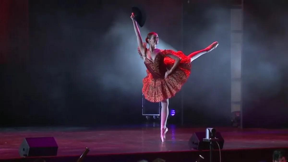 Don Quixote - Gran Canaria 2021, with Laurretta Summerscales