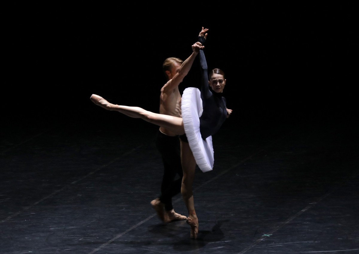 MOVEMENTS TO STRAVINSKY Nicoletta Manni Timofej Andrijashenko, photo by Brescia e Amisano ©Teatro alla Scala (5)