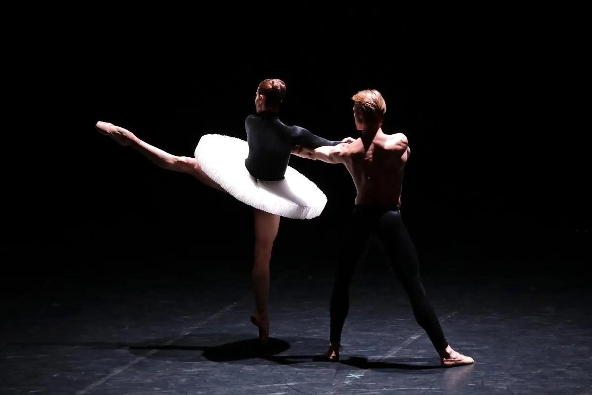 MOVEMENTS TO STRAVINSKY Nicoletta Manni Timofej Andrijashenko, photo by Brescia e Amisano ©Teatro alla Scala (8)