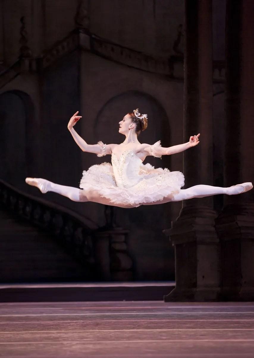 Marianela Nuñez in The Sleeping Beauty ©ROH_Johan Persson, 2011