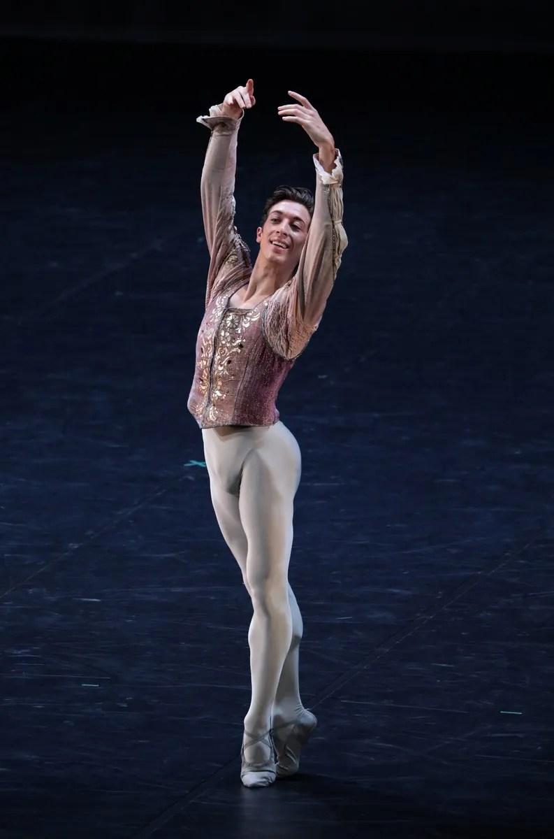 VERDI SUITE Mattia Semperboni, photo by Brescia e Amisano ©Teatro alla Scala