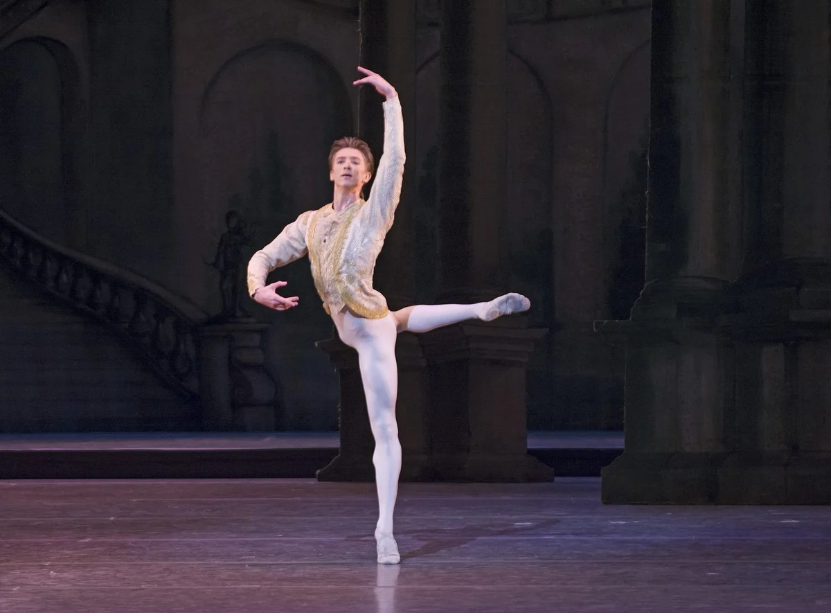 Vadim Muntagirov in The Sleeping Beauty, The Royal Ballet © ROH_Tristram Kenton, 2014 2