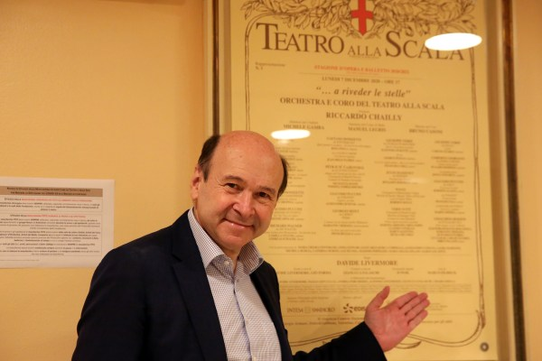 Interview with La Scala intendant, Dominique Meyer: Green Passes and opening up