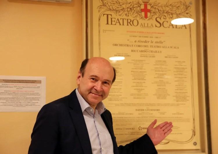 Dominique Meyer photo by Brescia e Amisano ©Teatro alla Scala