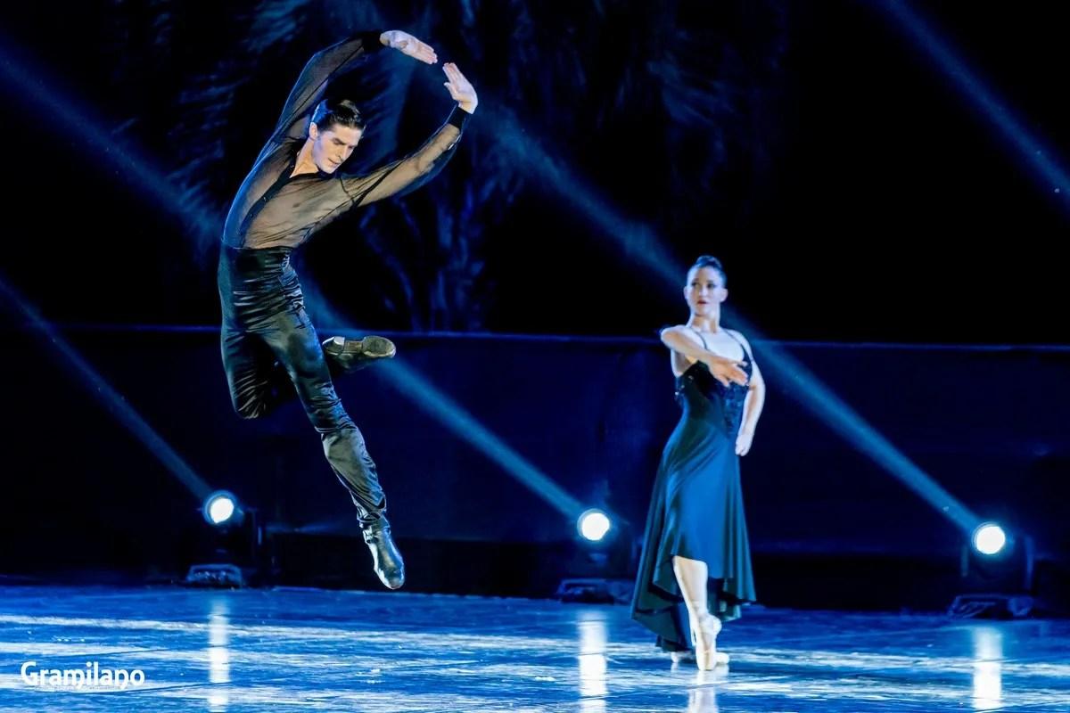 Sergio Bernal and Ashley Bouder in Histoire du soldat, Stravinsky's Love © Graham Spicer_1