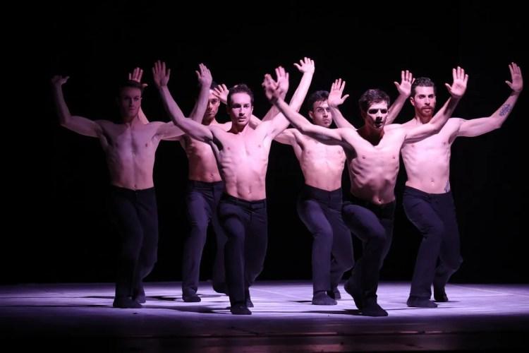 Italian Festivals: Bolero - Balletto di Milano © Photo Carla Moro & Aurelio Dessì