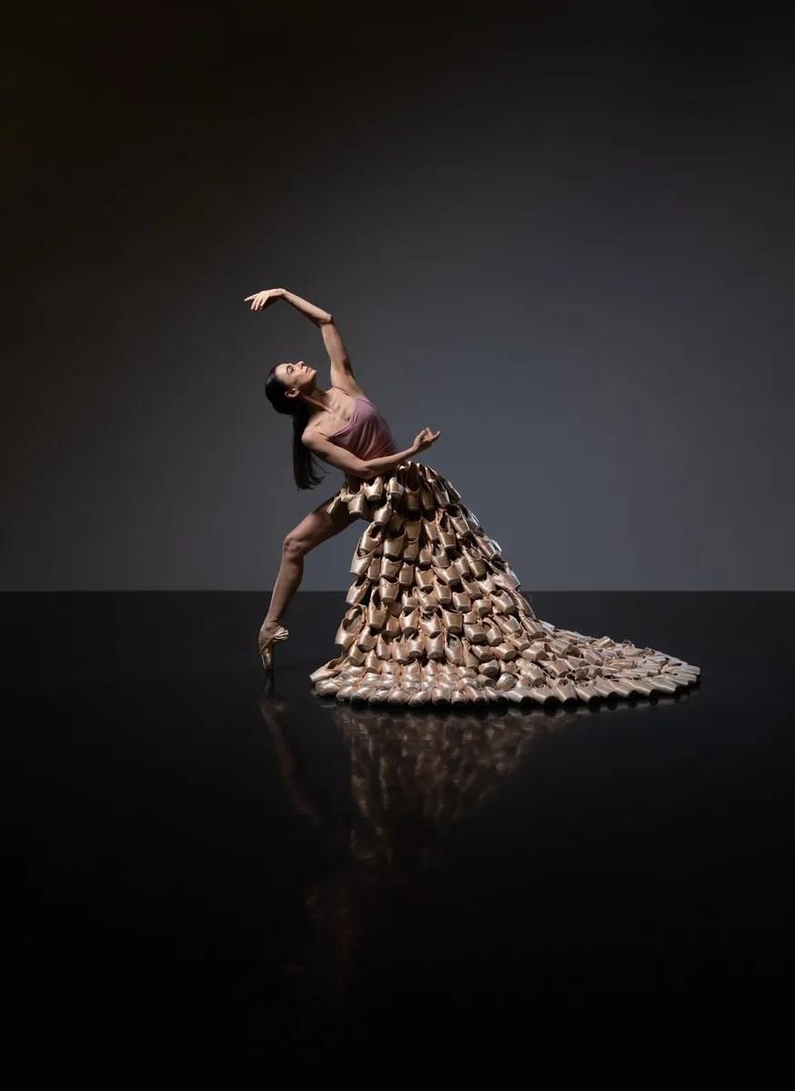 Alessandra Ferri - publicity stills L'Heure exquise ©ASH-01