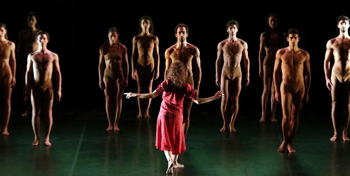 Madina - 21 - Antonella Albano and the corps de ballet, photo by Brescia e Amisano ©Teatro alla Scala (1)