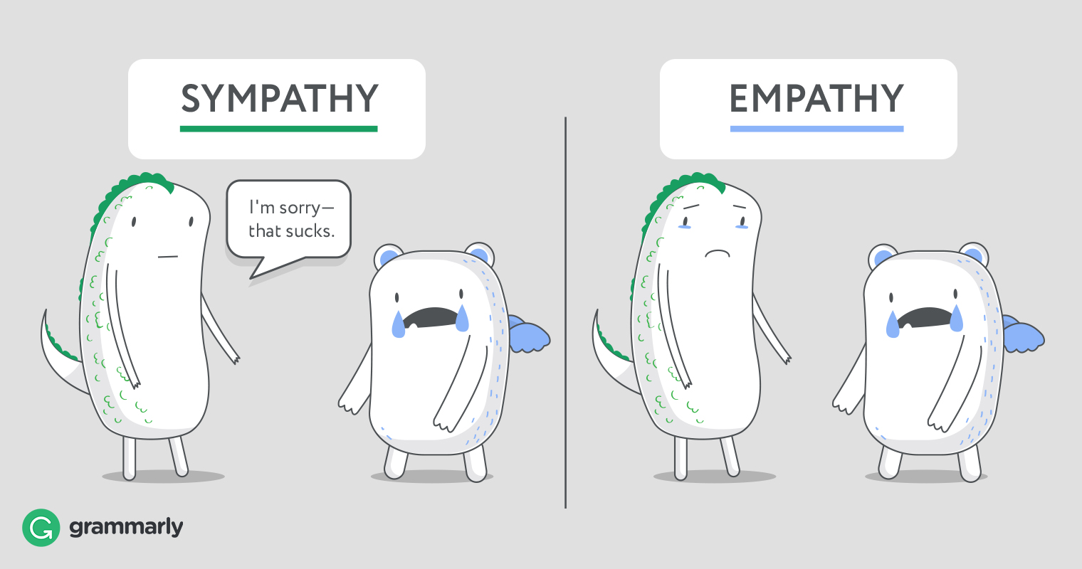 Empathy Vs Sympathy Learn The Difference