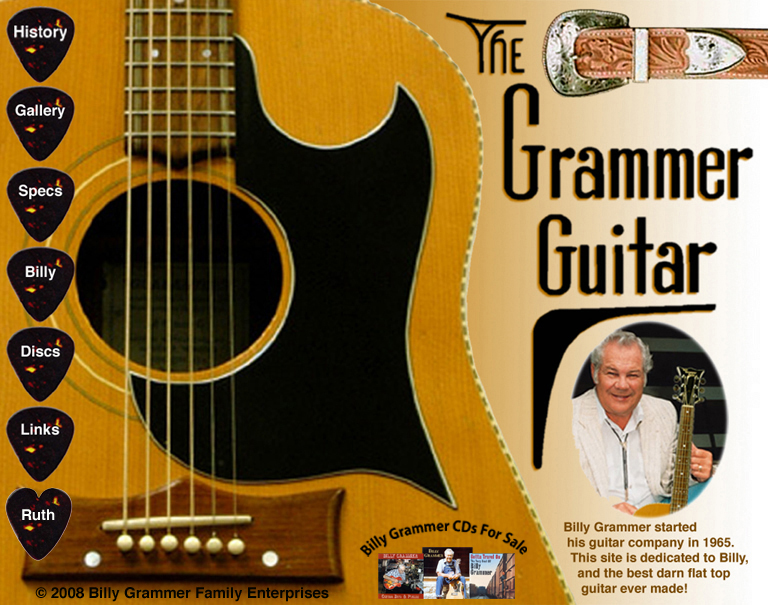 The Grammer Guitar
