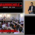 """""""GRAMMICHELE.EU ospita"""" – SAMUELE PALERMO, presidente del consiglio comunale."""