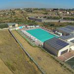 Benefit Grammichele, la proposta di copertura della piscina.