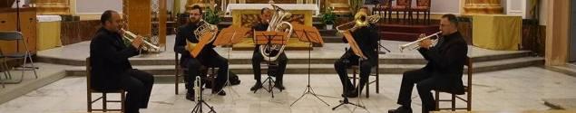 """quintetto """"Haendel Brass Quintet"""""""