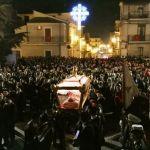Il Venerdì Santo 2017 a Grammichele – la Processione del Cristo morto