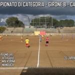 Grammichele Calcio inarrestabile al Comunale: prodezze di Laferla nel finale, Mineo battuto 4 – 1 nella prima di ritorno.