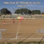 Playoff categoria Allievi: il Grammichele si aggiudica il primo derby con lo Sporting Eubea, doppietta per Cuius e Ilioiu.